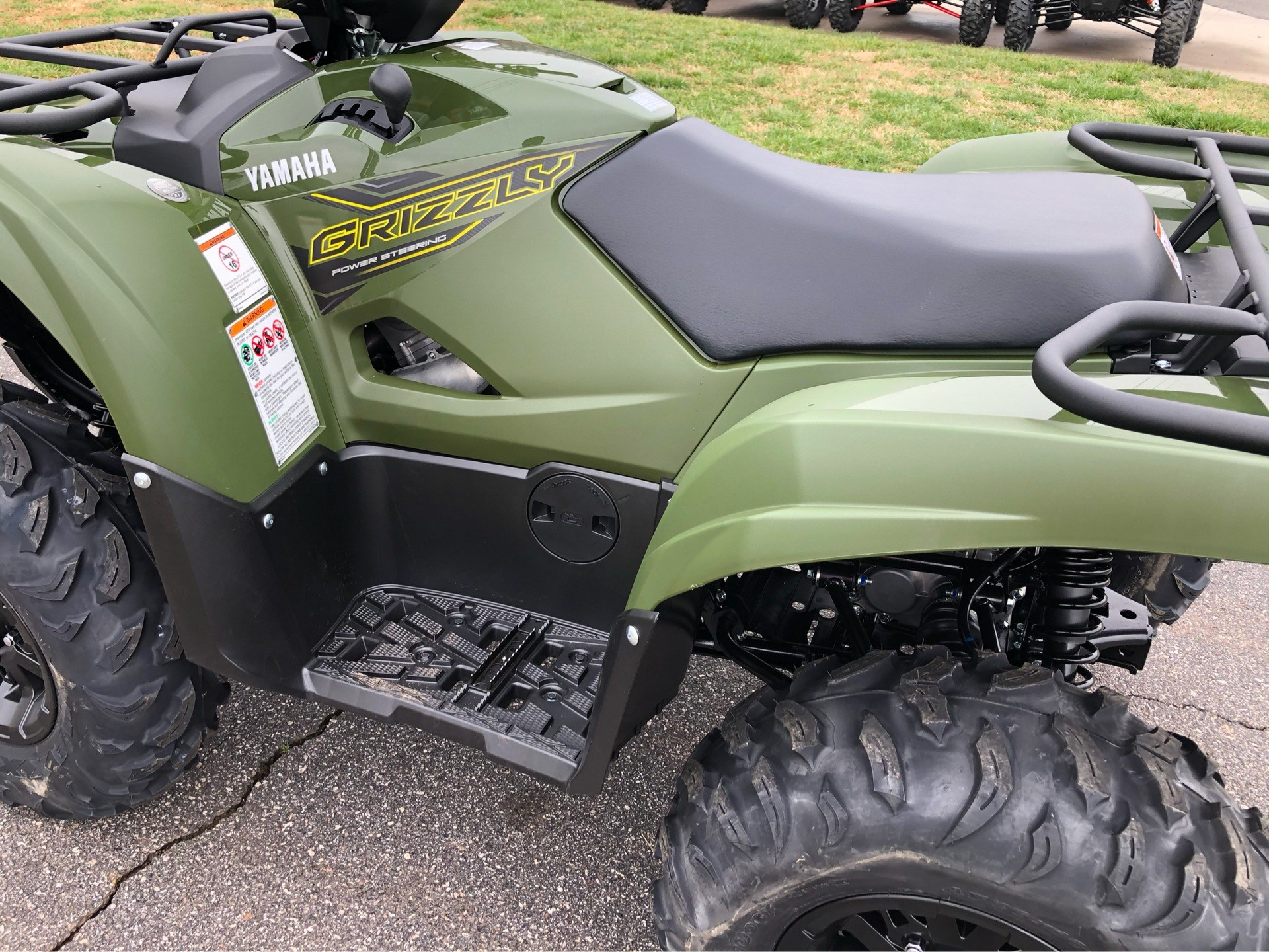 2020 Yamaha Grizzly EPS in Statesville, North Carolina - Photo 6