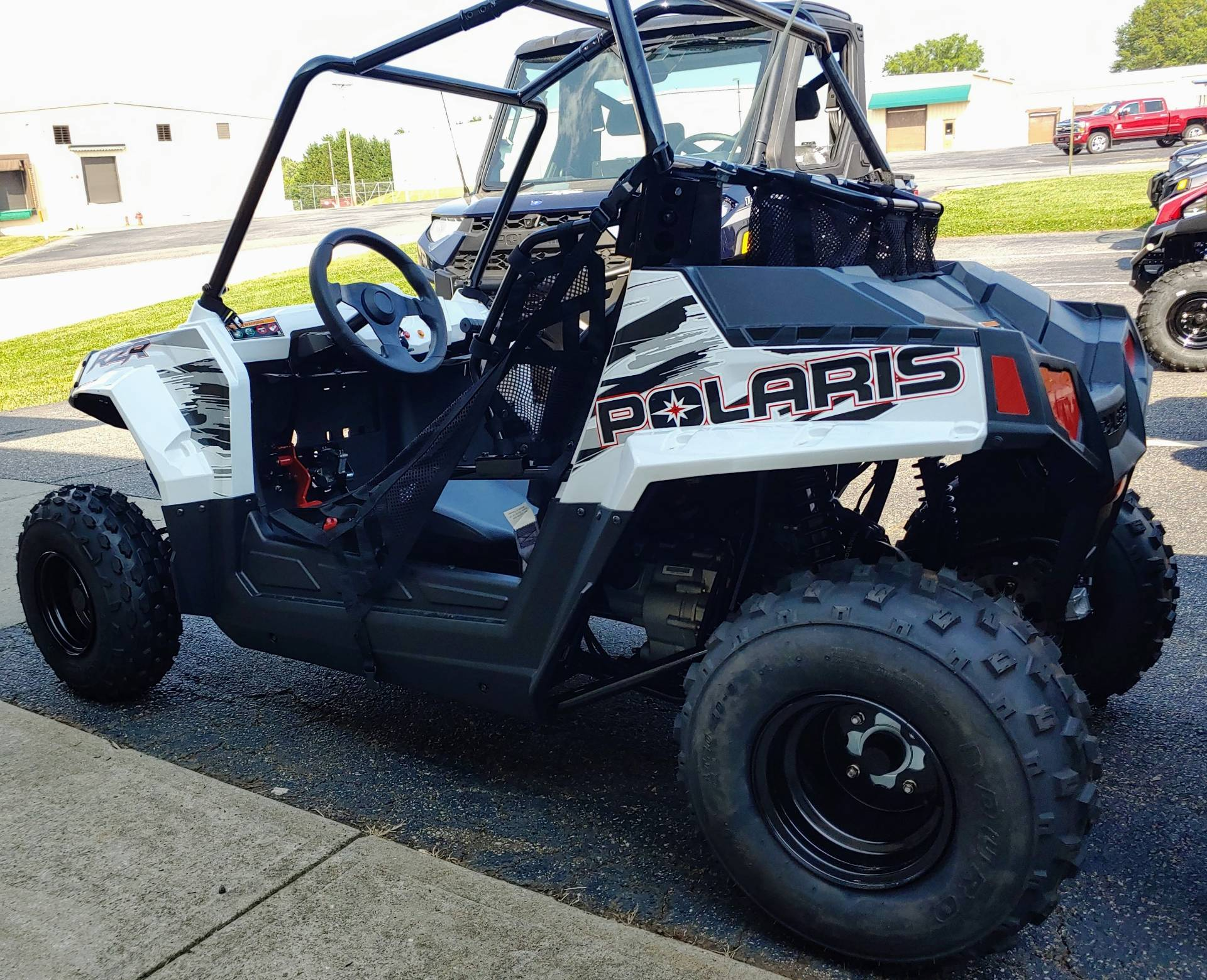 2019 Polaris RZR 170 EFI in Statesville, North Carolina - Photo 2