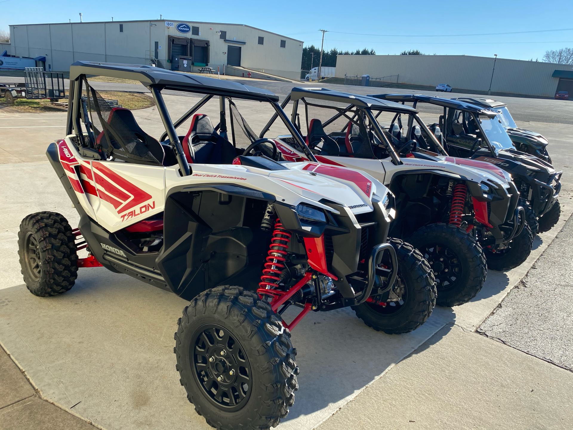 2021 Honda Talon 1000R in Statesville, North Carolina - Photo 2