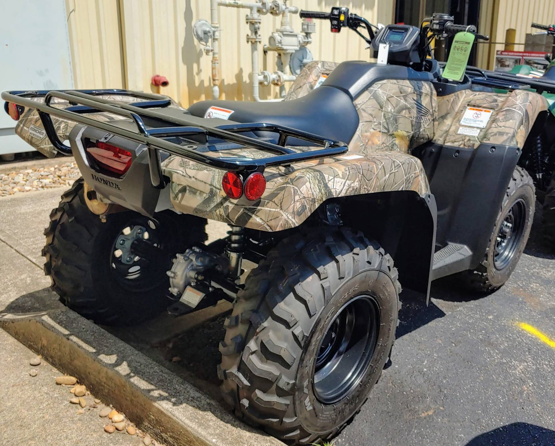 2019 Honda FourTrax Rancher 4x4 DCT EPS in Statesville, North Carolina - Photo 2