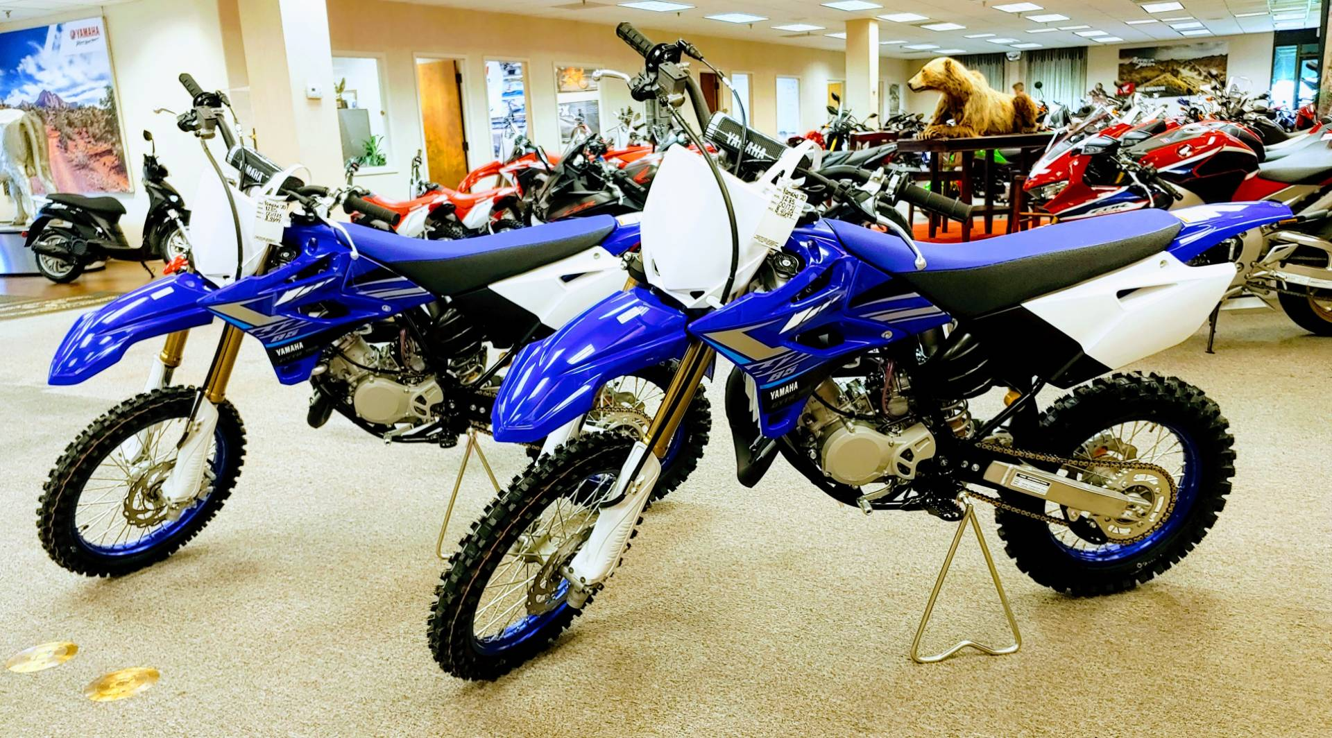 2020 Yamaha YZ85 in Statesville, North Carolina - Photo 1