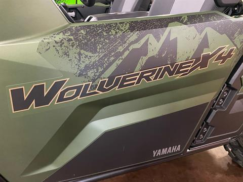 2021 Yamaha Wolverine X4 XT-R 850 in Statesville, North Carolina - Photo 2