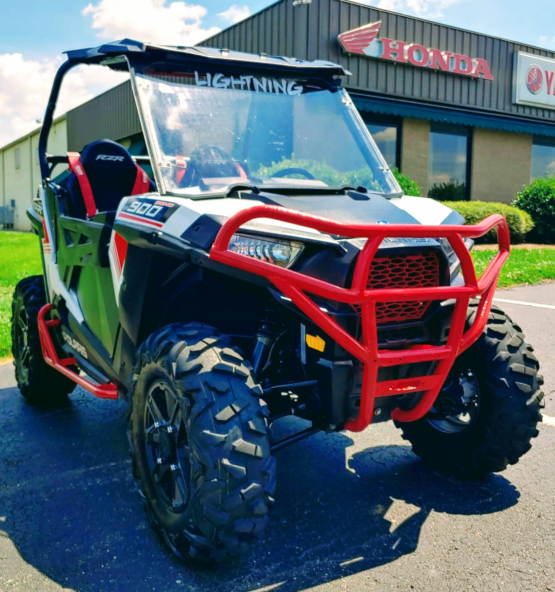 2016 Polaris RZR 900 Trail in Statesville, North Carolina - Photo 3