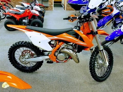 2018 KTM 150 SX in Statesville, North Carolina