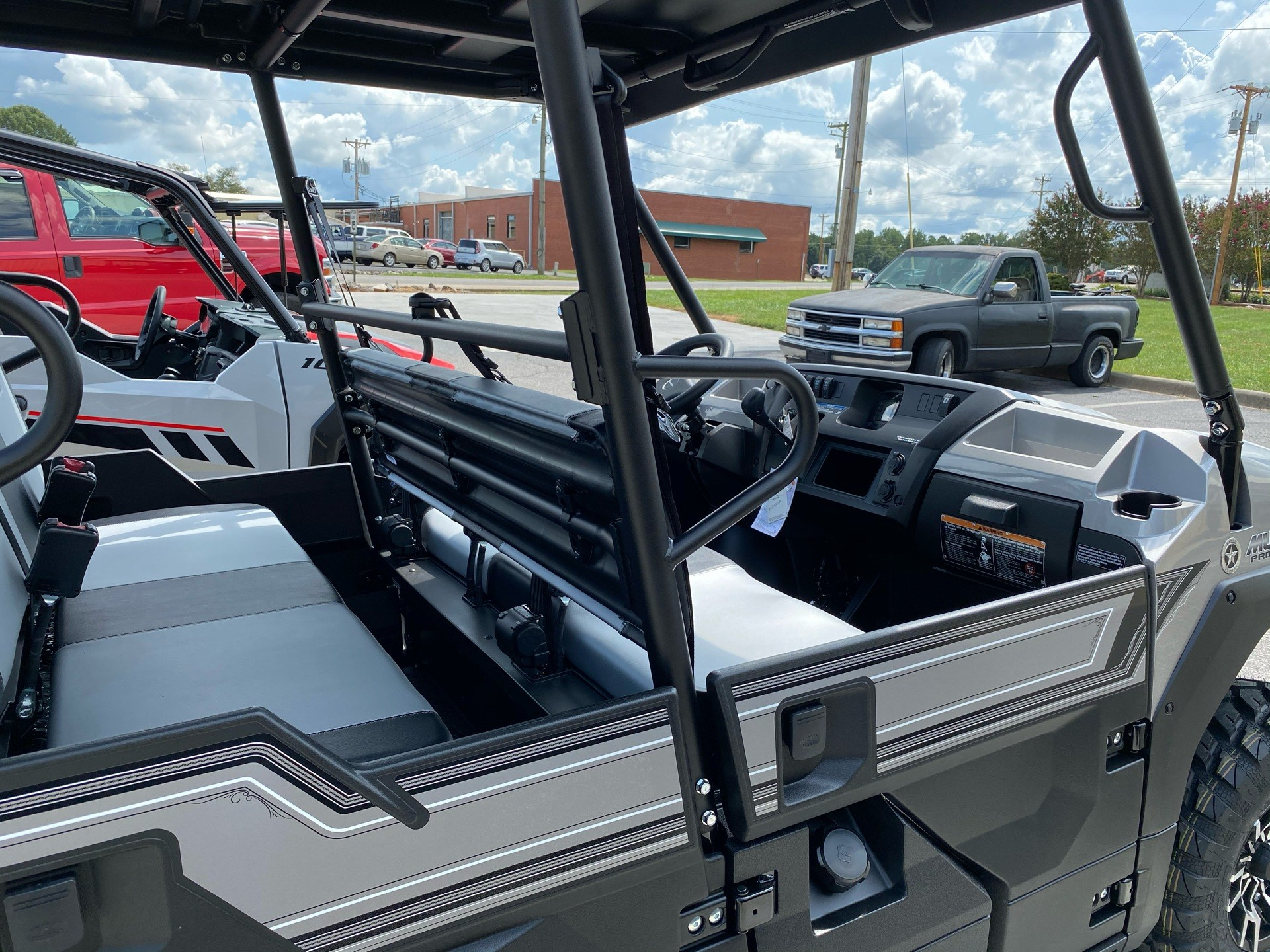 2020 Kawasaki Mule PRO-FXT Ranch Edition in Statesville, North Carolina - Photo 5