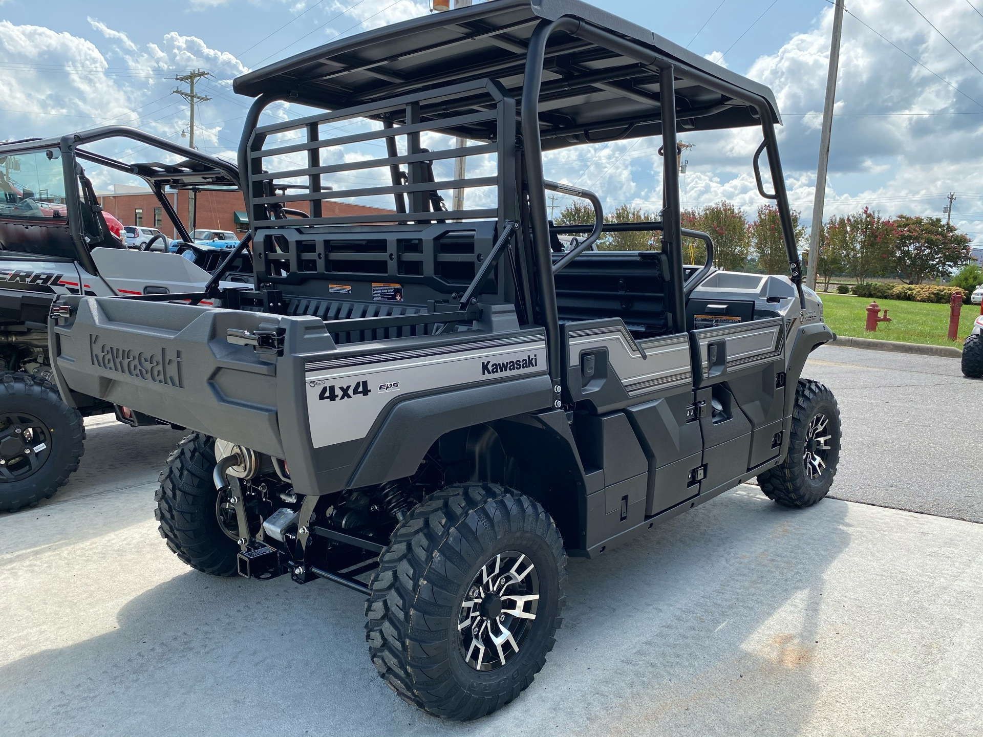 2020 Kawasaki Mule PRO-FXT Ranch Edition in Statesville, North Carolina - Photo 6