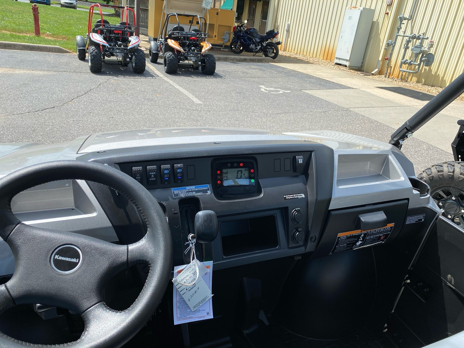 2020 Kawasaki Mule PRO-FXT Ranch Edition in Statesville, North Carolina - Photo 8