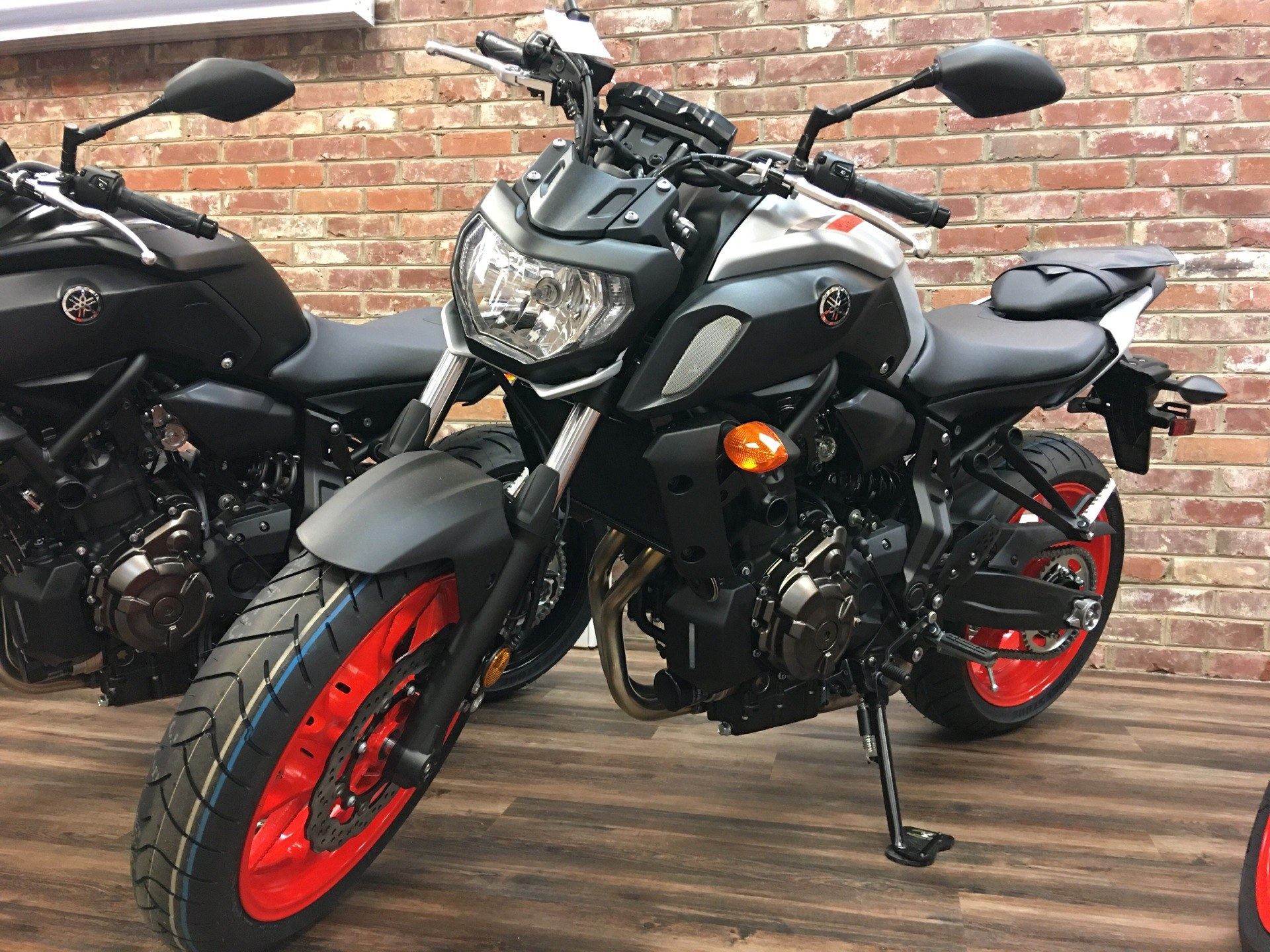 2020 Yamaha MT-07 in Statesville, North Carolina - Photo 1