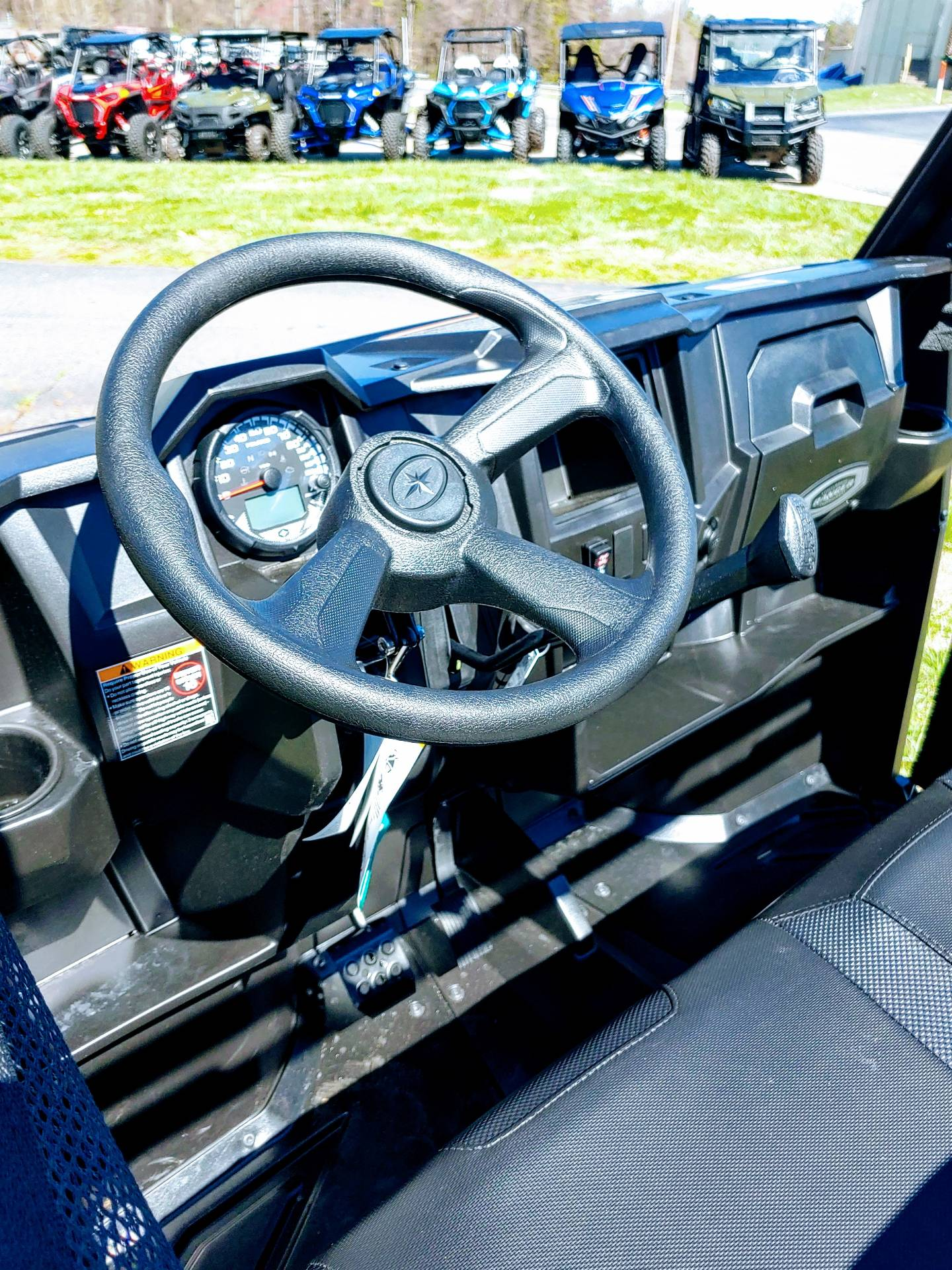 2019 Polaris Ranger 570 EPS in Statesville, North Carolina - Photo 8