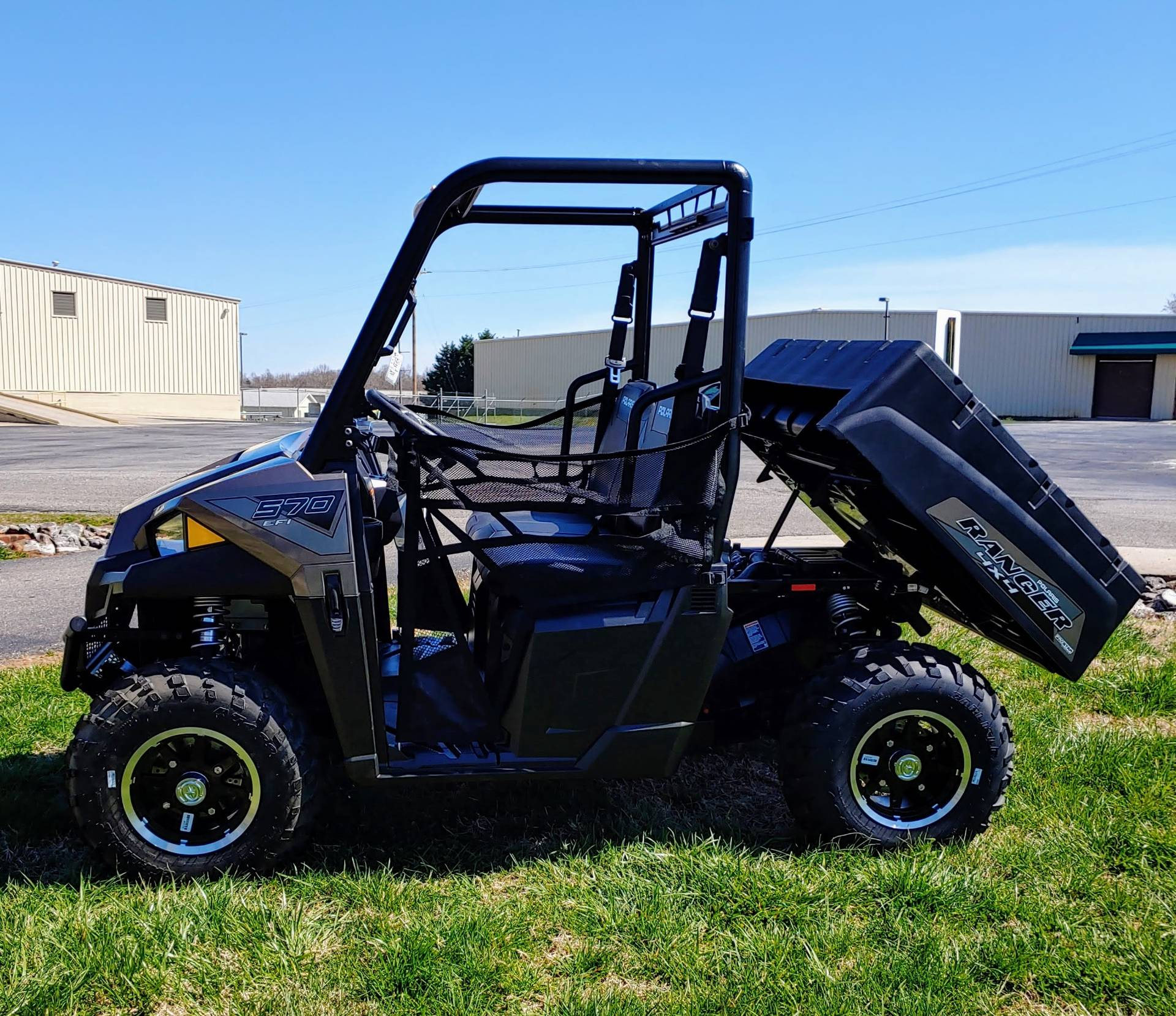 2019 Polaris Ranger 570 EPS in Statesville, North Carolina - Photo 1