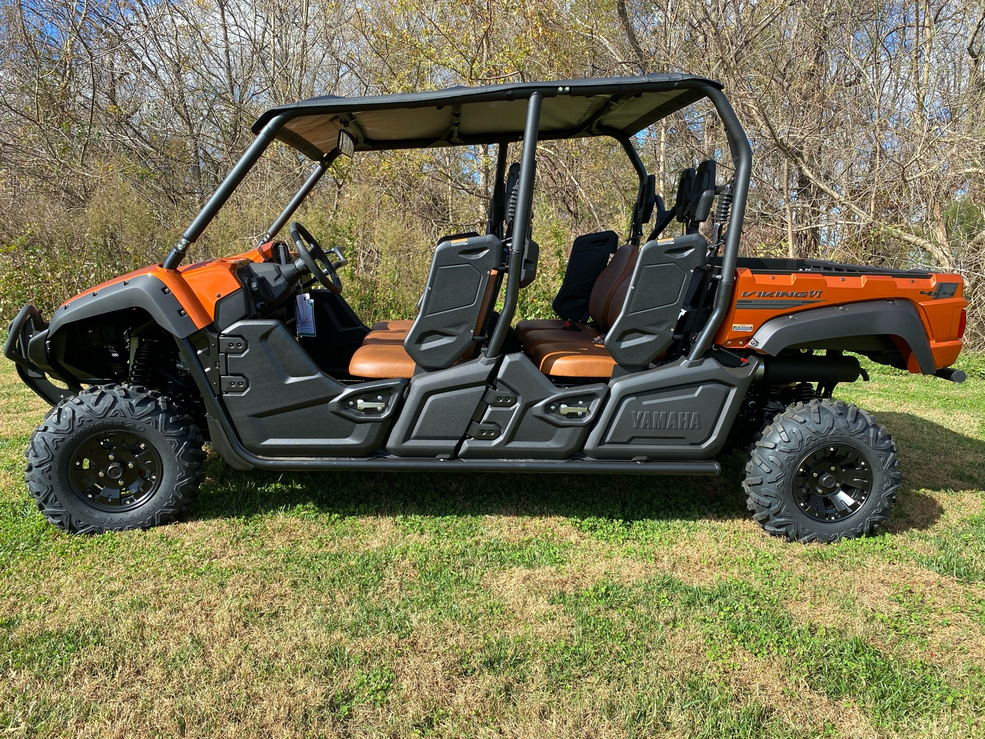 2021 Yamaha Viking VI EPS Ranch Edition in Statesville, North Carolina - Photo 1