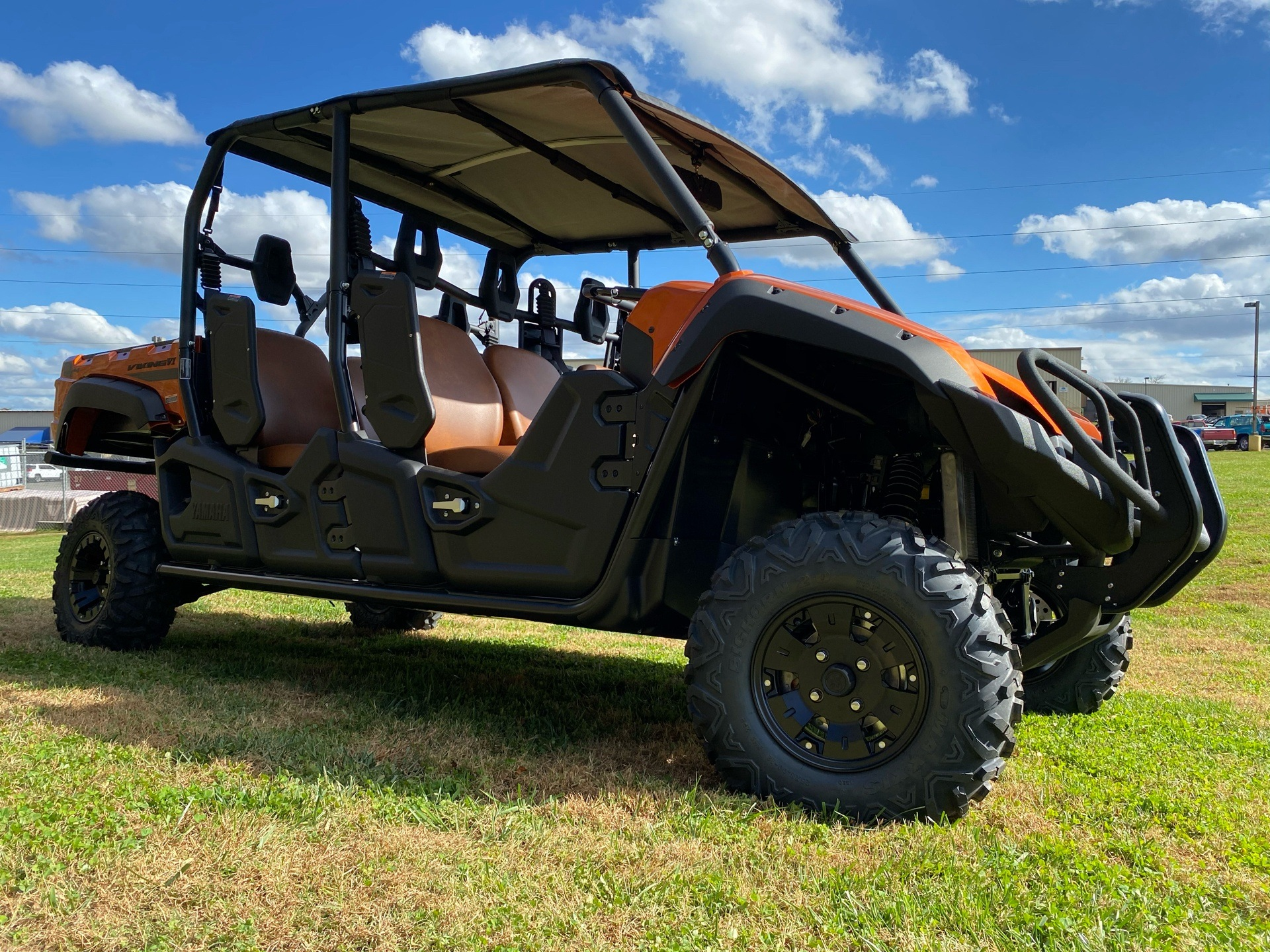 2021 Yamaha Viking VI EPS Ranch Edition in Statesville, North Carolina - Photo 4