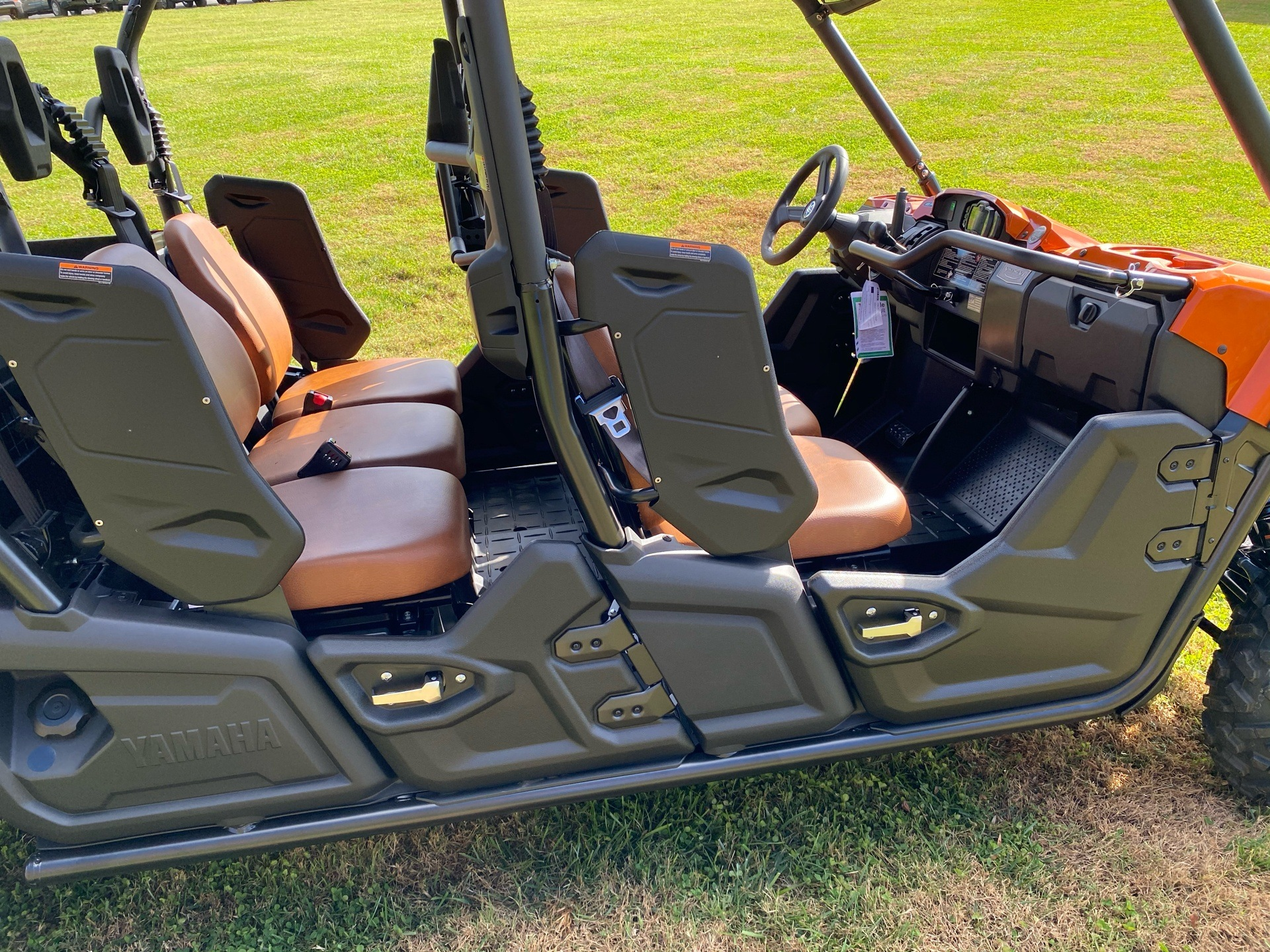 2021 Yamaha Viking VI EPS Ranch Edition in Statesville, North Carolina - Photo 6