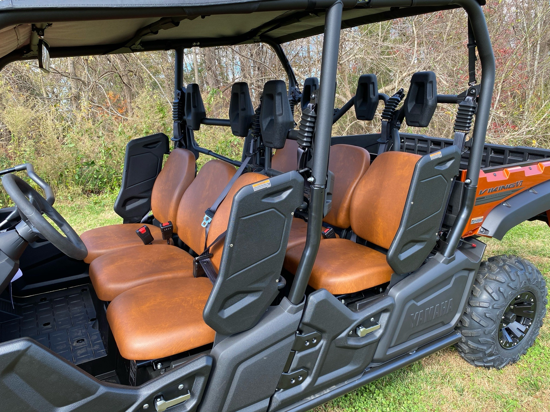 2021 Yamaha Viking VI EPS Ranch Edition in Statesville, North Carolina - Photo 7