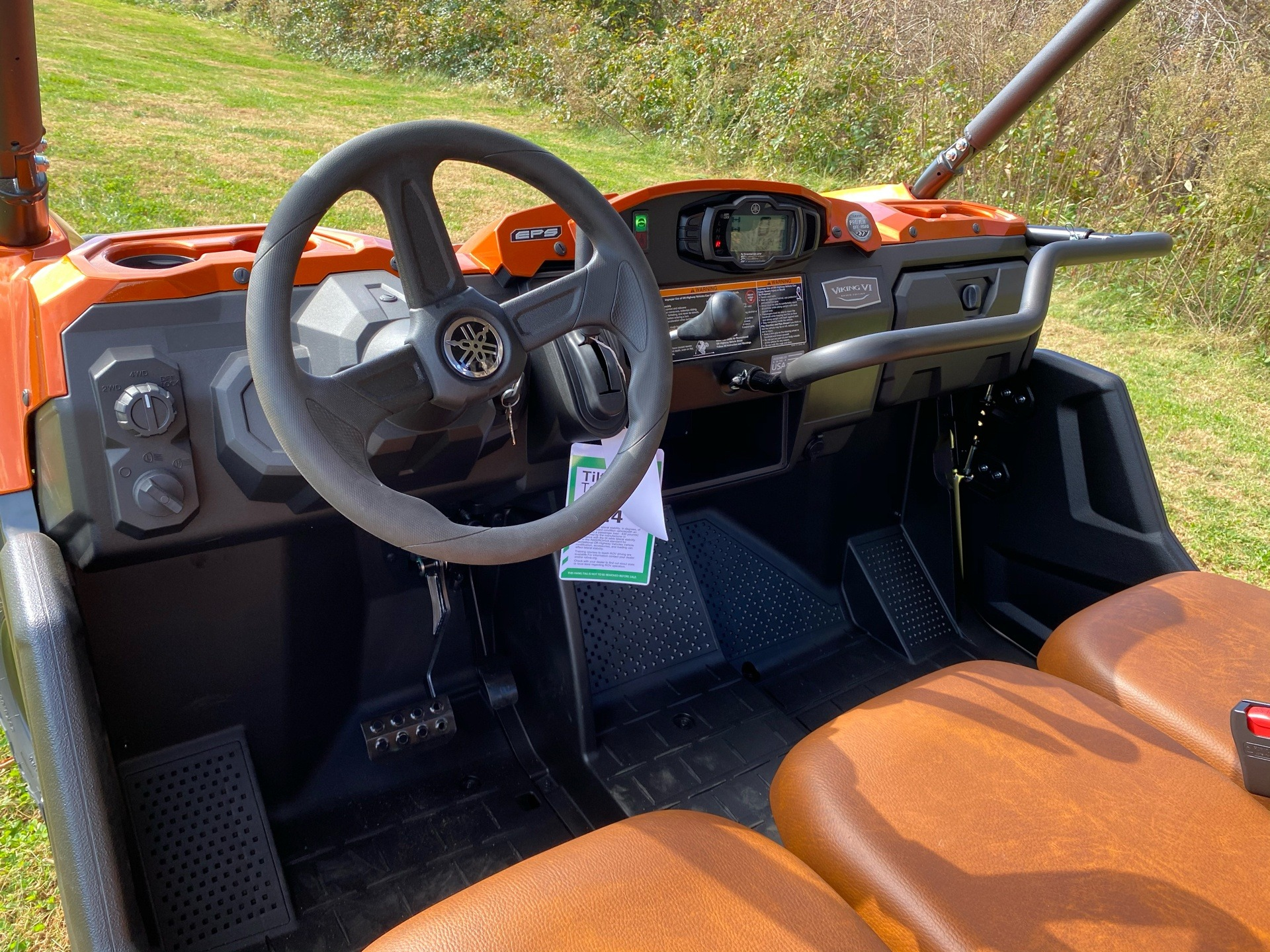 2021 Yamaha Viking VI EPS Ranch Edition in Statesville, North Carolina - Photo 8