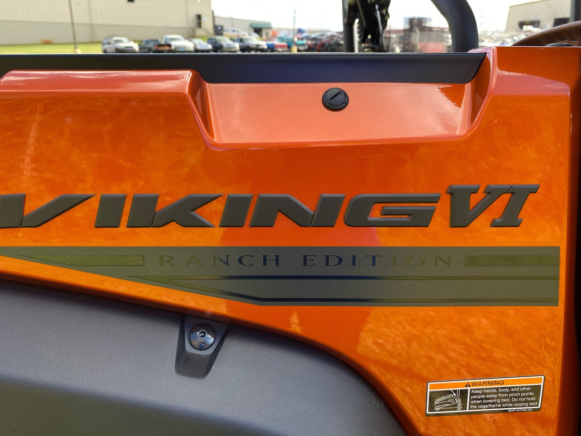 2021 Yamaha Viking VI EPS Ranch Edition in Statesville, North Carolina - Photo 10