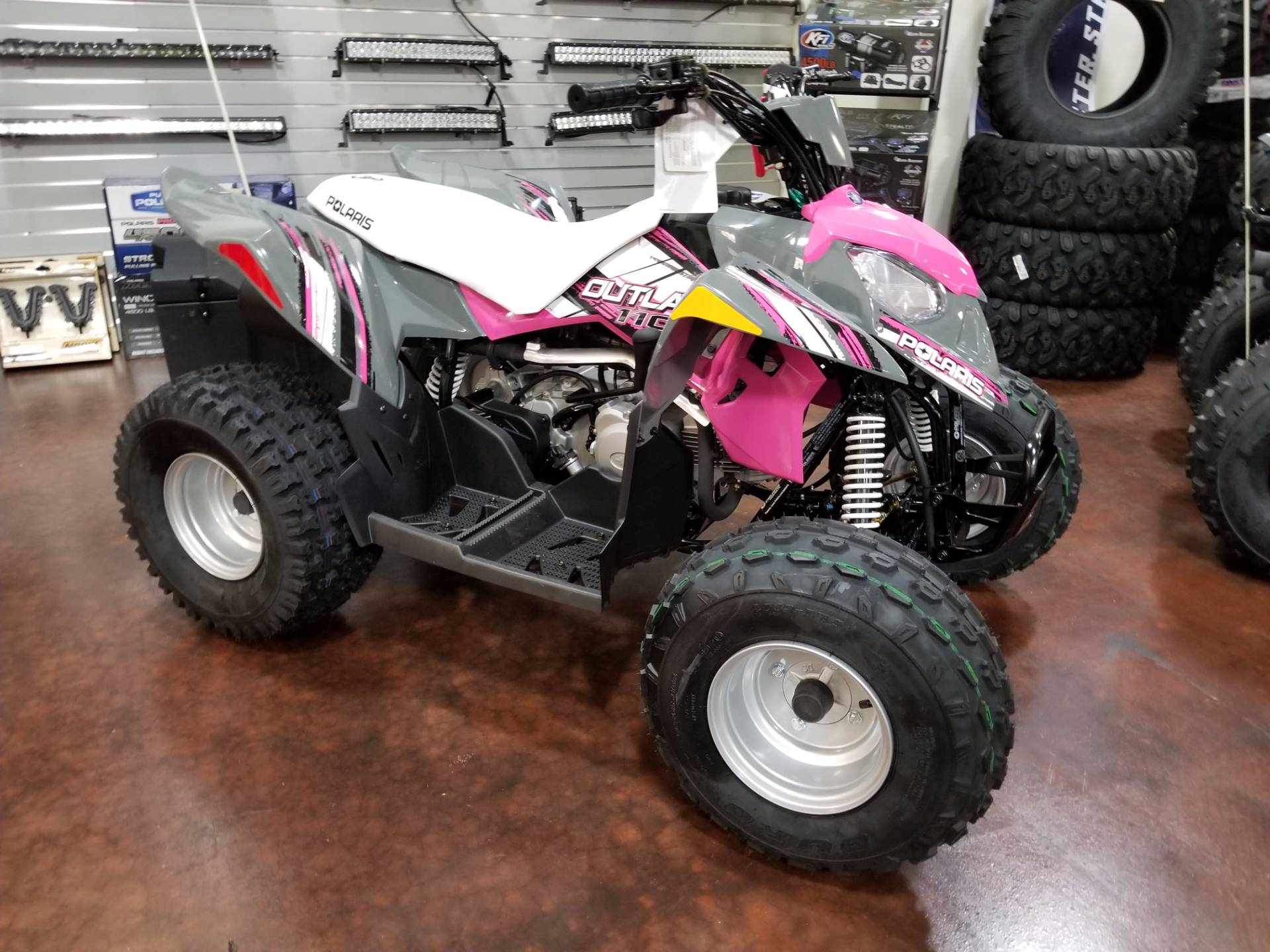 2019 Polaris Outlaw 110 in Statesville, North Carolina - Photo 1