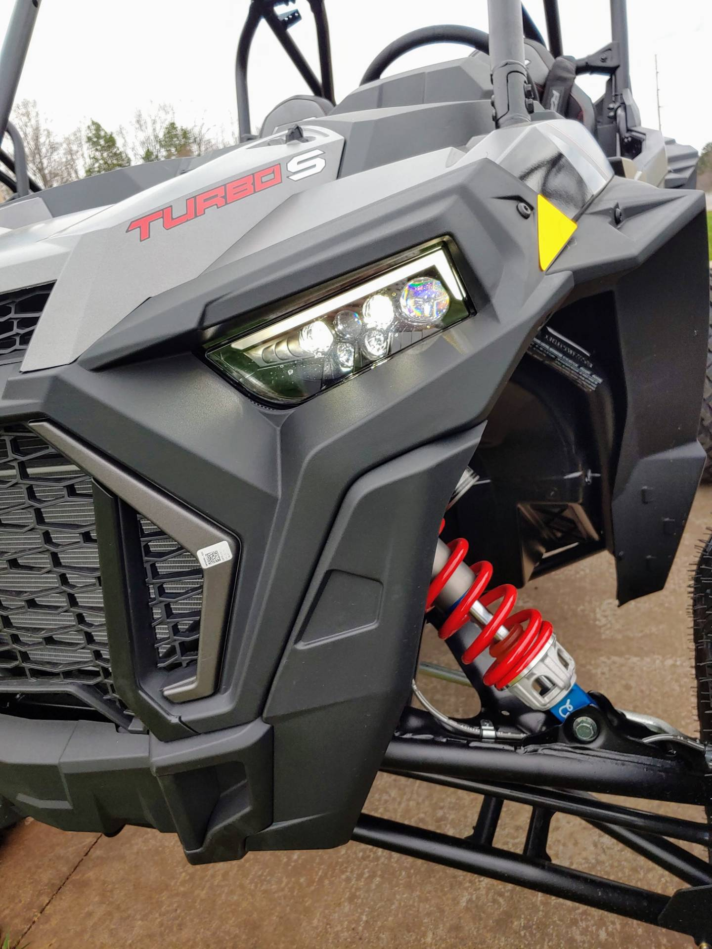 2019 Polaris RZR XP Turbo S Velocity in Statesville, North Carolina - Photo 7