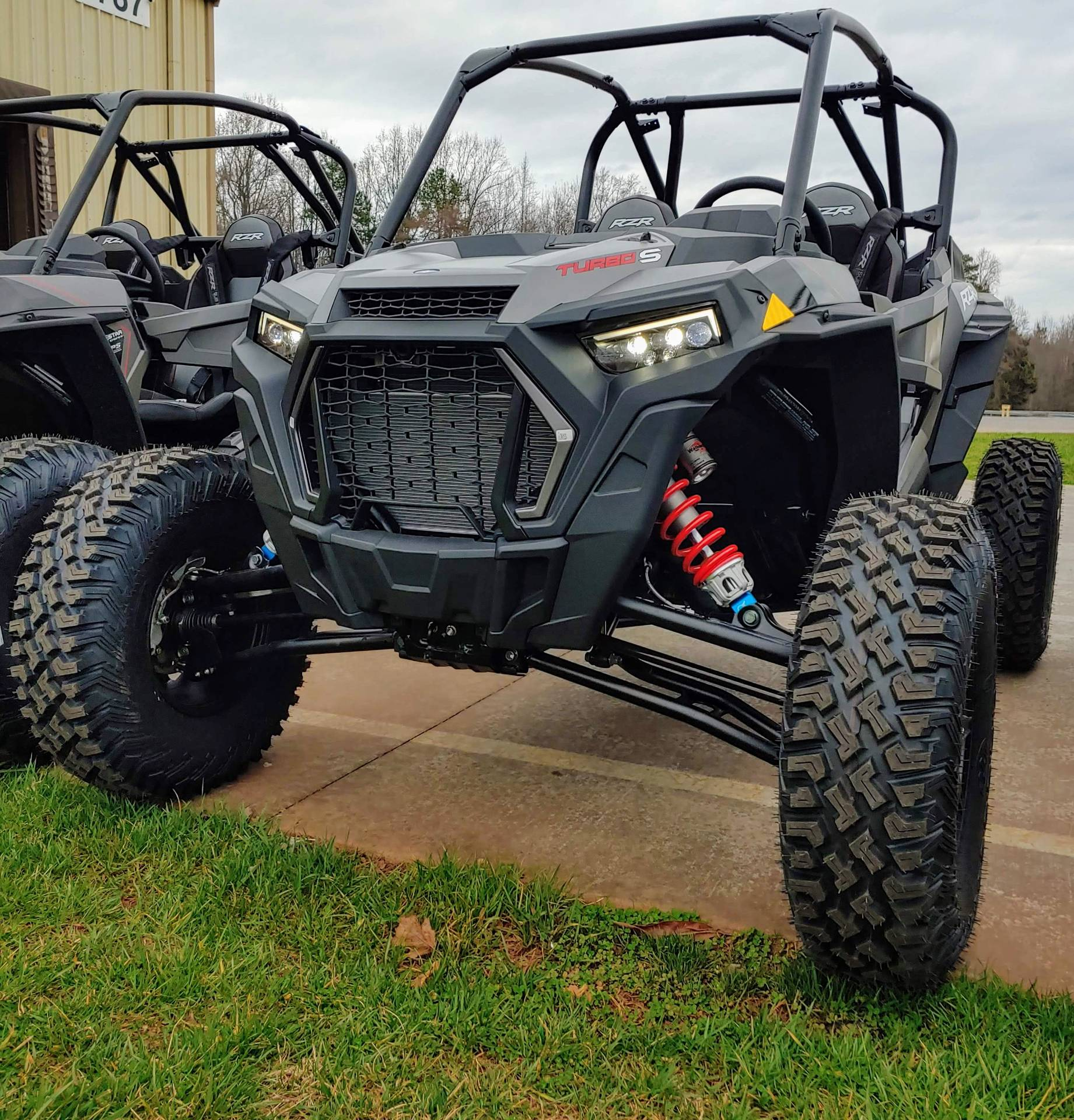 2019 Polaris RZR XP Turbo S Velocity in Statesville, North Carolina - Photo 1