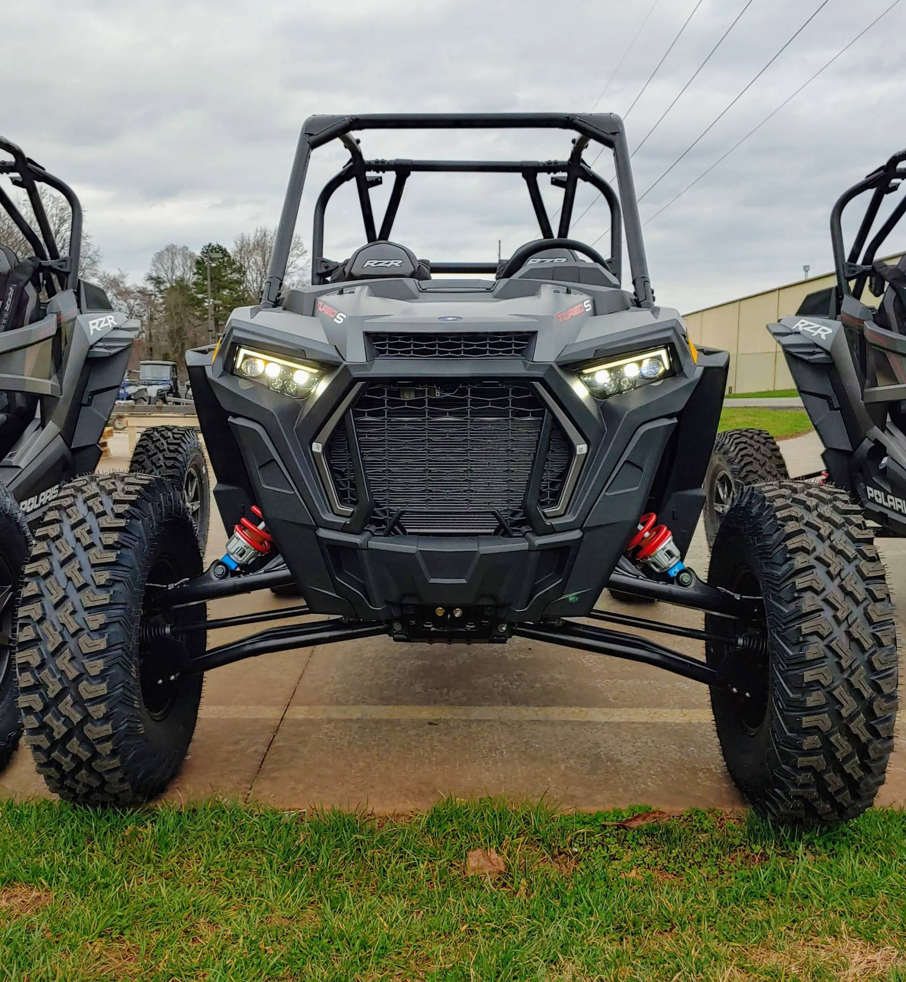2019 Polaris RZR XP Turbo S Velocity in Statesville, North Carolina - Photo 2