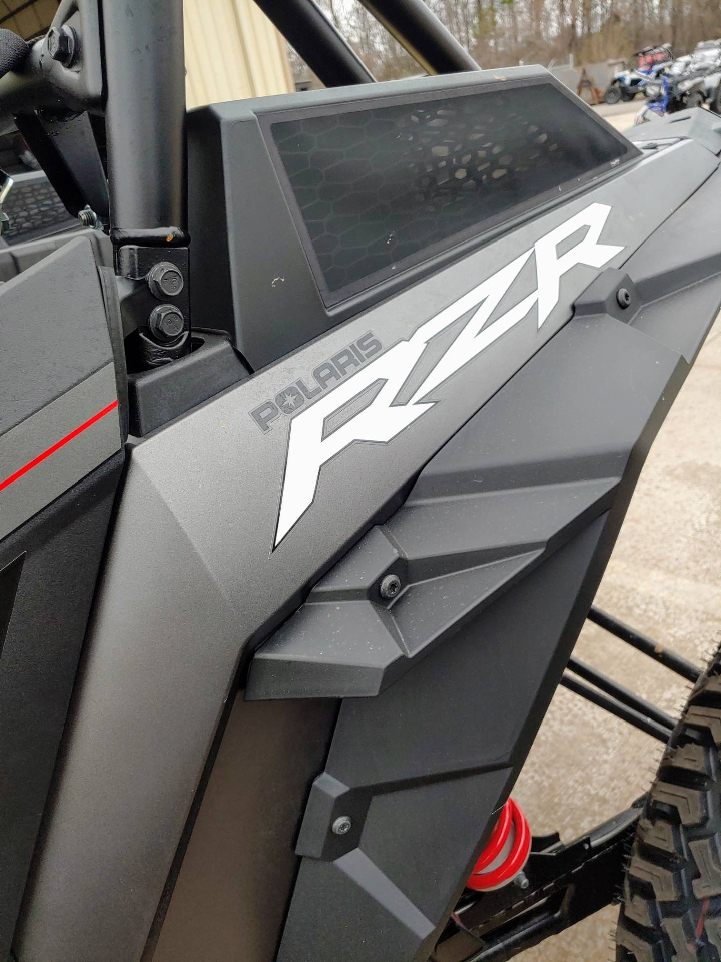2019 Polaris RZR XP Turbo S Velocity in Statesville, North Carolina - Photo 9