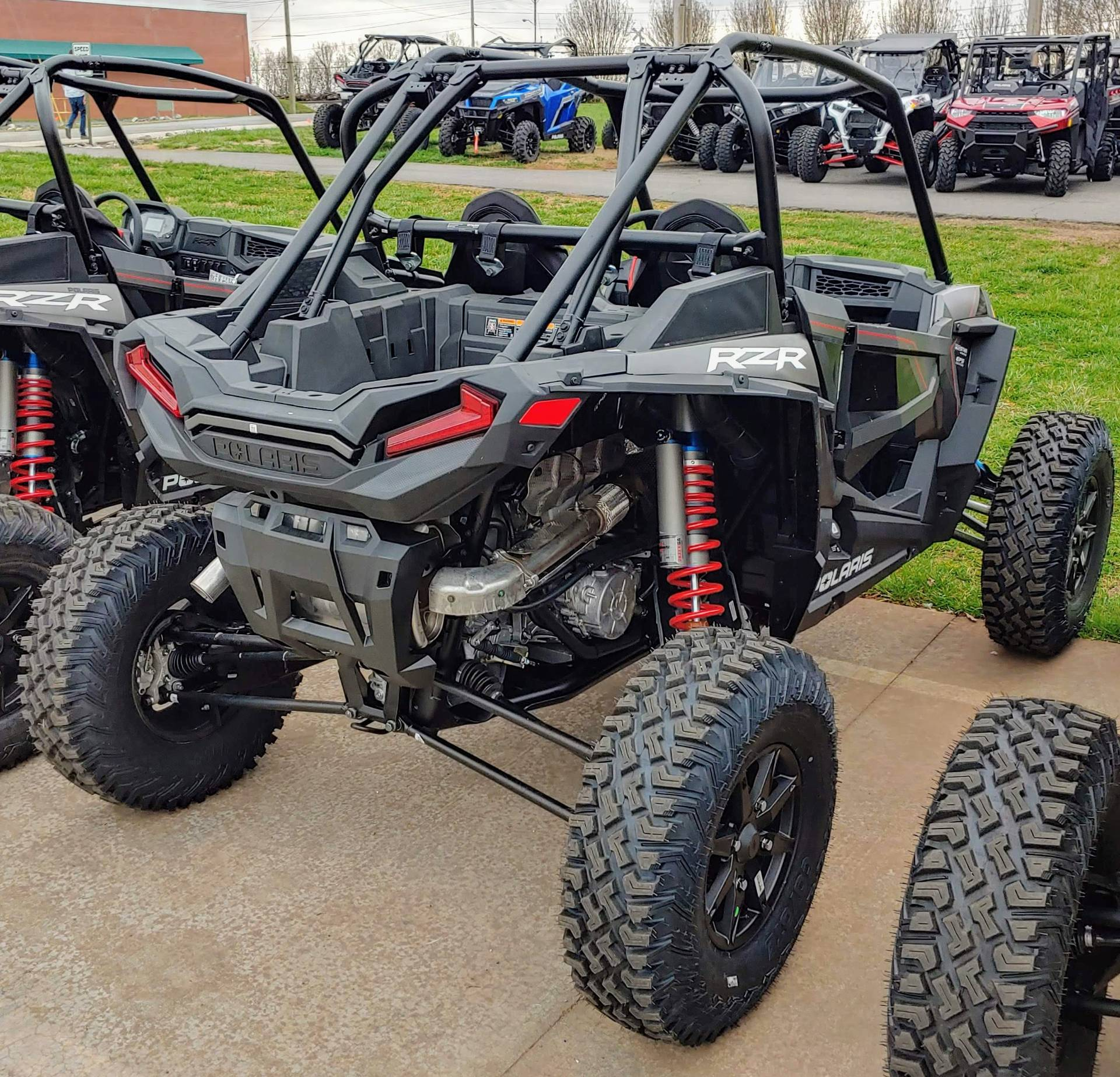 2019 Polaris RZR XP Turbo S Velocity in Statesville, North Carolina - Photo 6