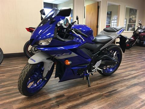 2020 Yamaha YZF-R3 ABS in Statesville, North Carolina - Photo 1