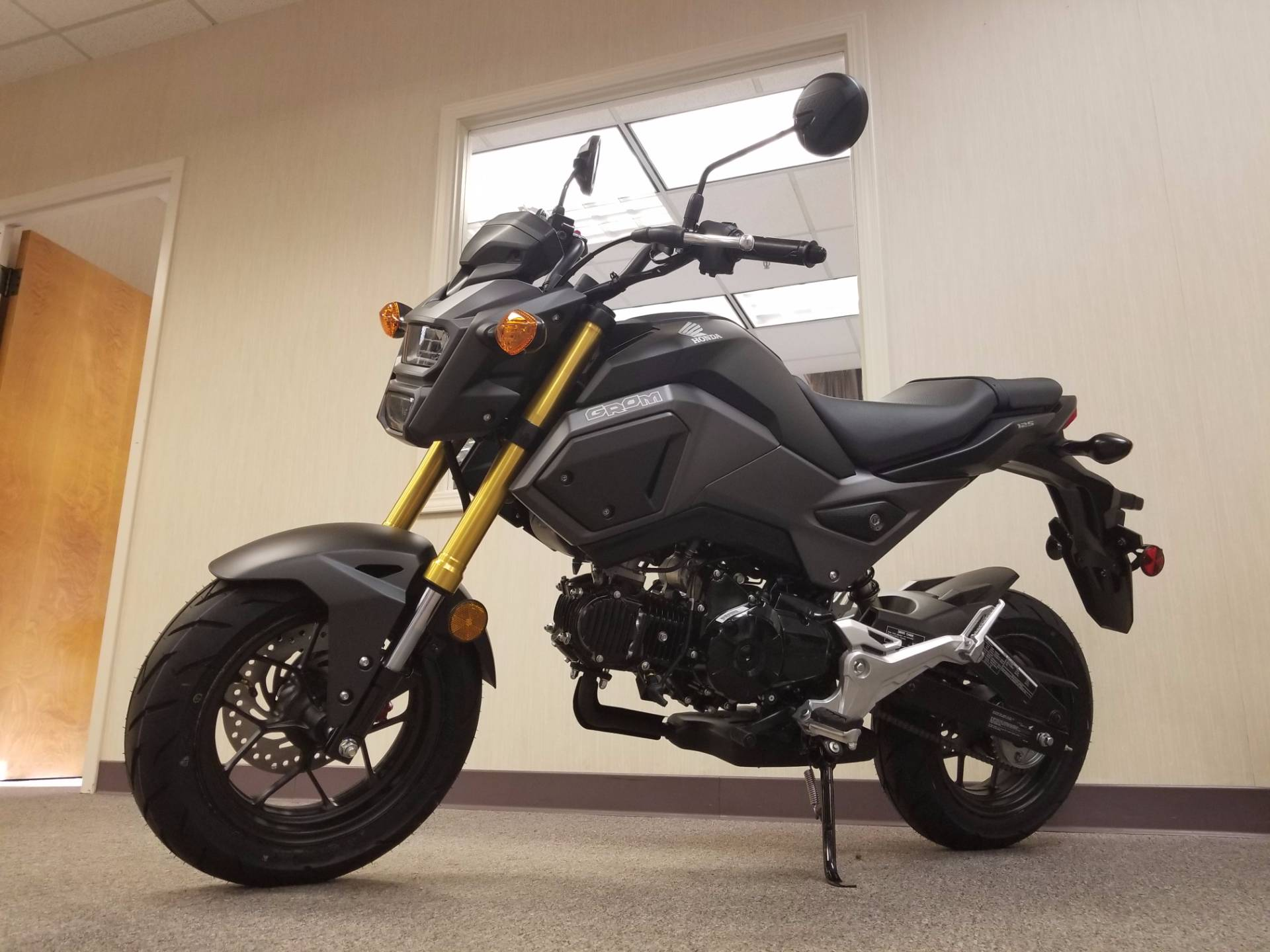 New 2018 Honda Grom Motorcycles in Statesville NC