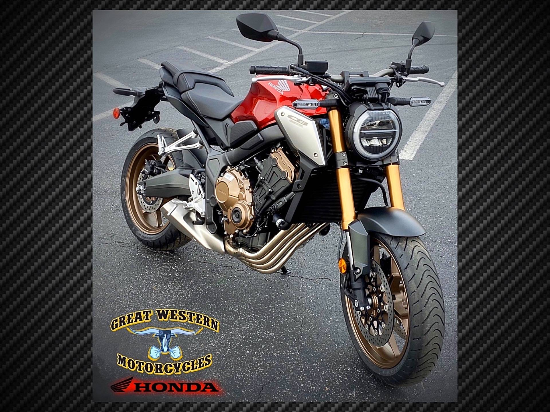 2019 Honda CB650R in Statesville, North Carolina - Photo 1