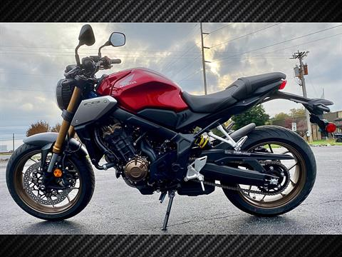 2019 Honda CB650R in Statesville, North Carolina - Photo 4