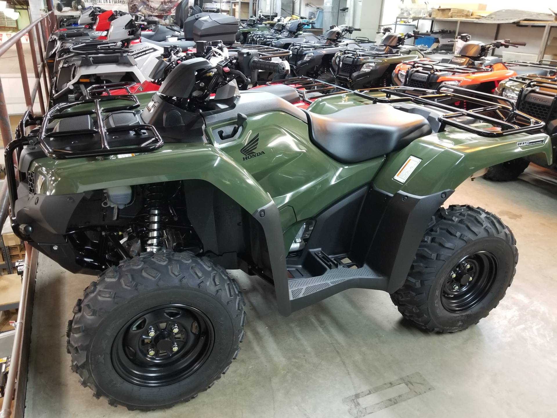 2017 Honda FourTrax Rancher 4x4 DCT IRS in Statesville, North Carolina