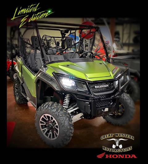 2020 Honda Pioneer 1000-5 LE in Statesville, North Carolina - Photo 1