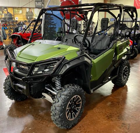 2020 Honda Pioneer 1000-5 LE in Statesville, North Carolina - Photo 4