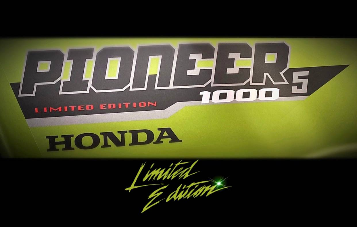 2020 Honda Pioneer 1000-5 LE in Statesville, North Carolina - Photo 17