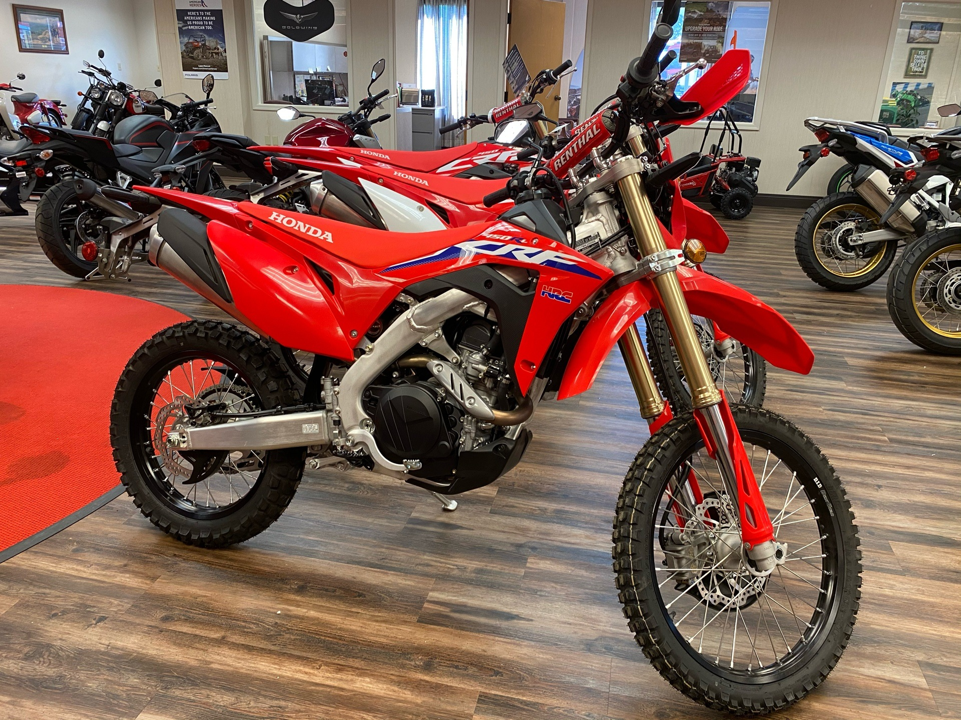 2021 Honda CRF450RL in Statesville, North Carolina - Photo 1