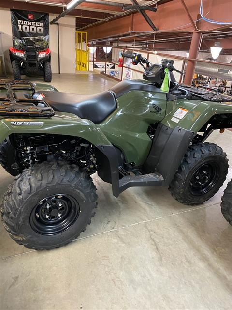 2020 Honda FourTrax Rancher 4x4 Automatic DCT IRS in Statesville, North Carolina - Photo 3