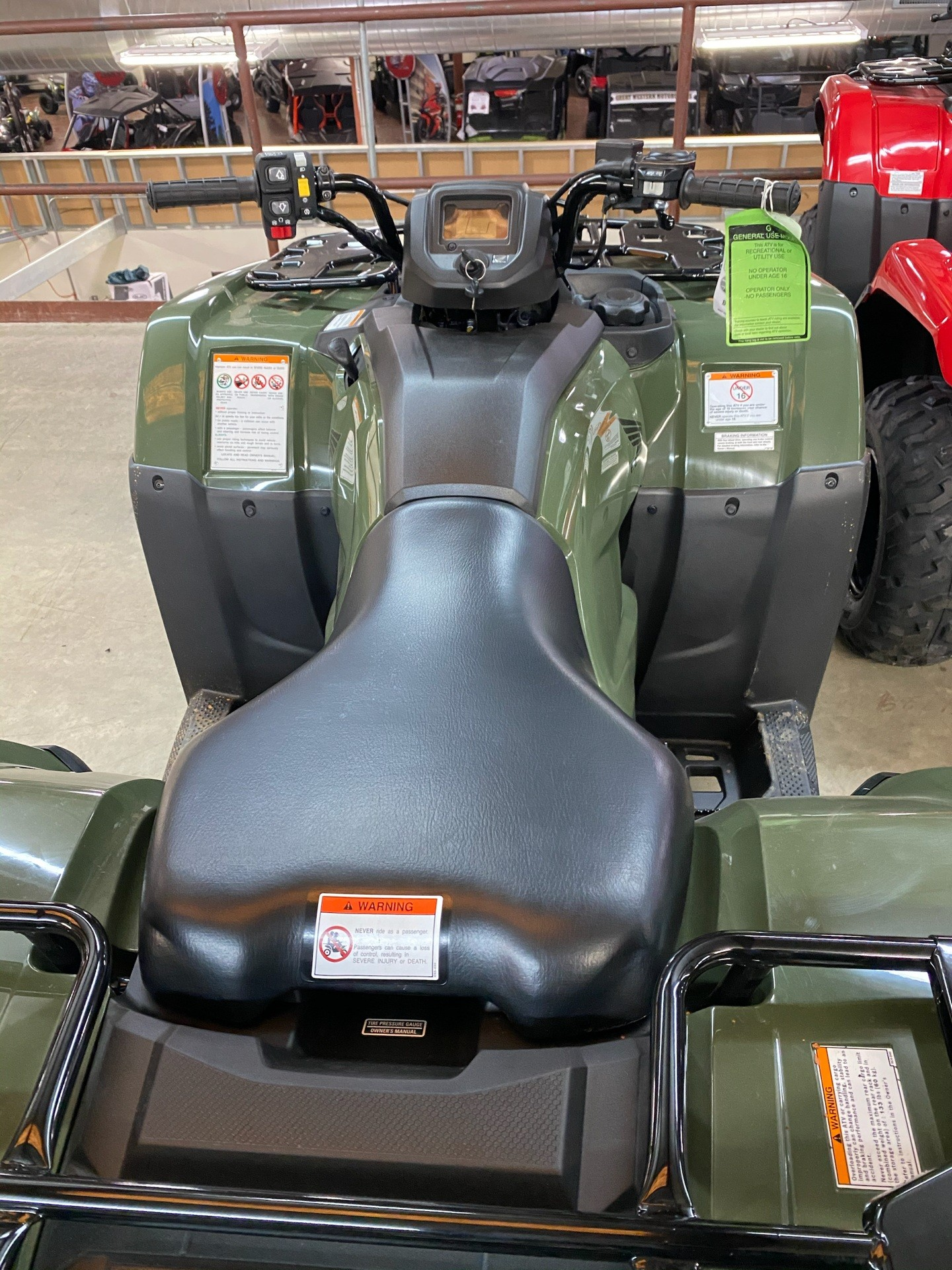 2020 Honda FourTrax Rancher 4x4 Automatic DCT IRS in Statesville, North Carolina - Photo 4