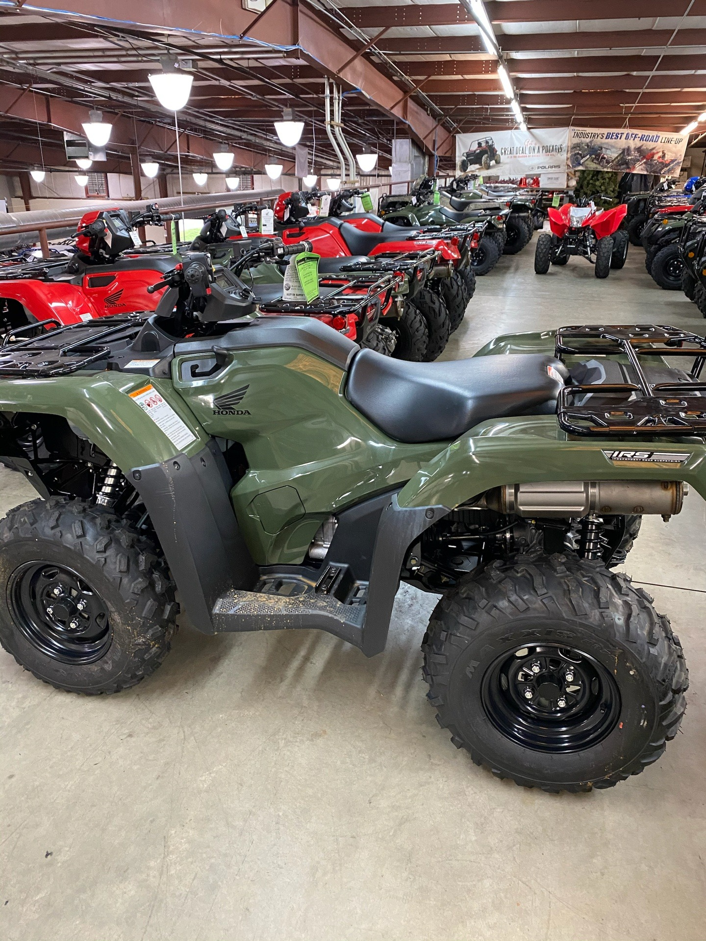 2020 Honda FourTrax Rancher 4x4 Automatic DCT IRS in Statesville, North Carolina - Photo 5