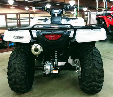 2018 Honda FourTrax Rancher 4x4 DCT EPS in Statesville, North Carolina - Photo 6