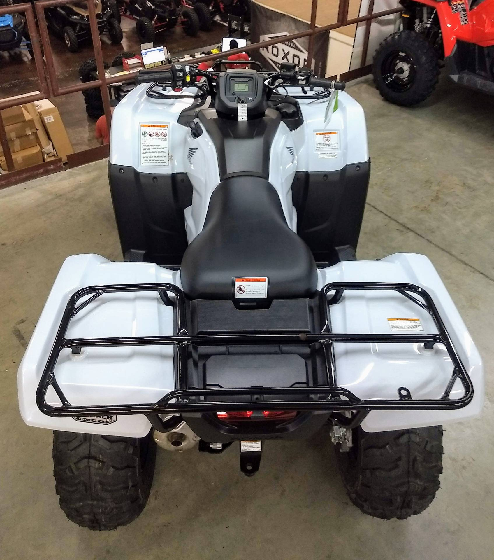 2018 Honda FourTrax Rancher 4x4 DCT EPS in Statesville, North Carolina - Photo 5