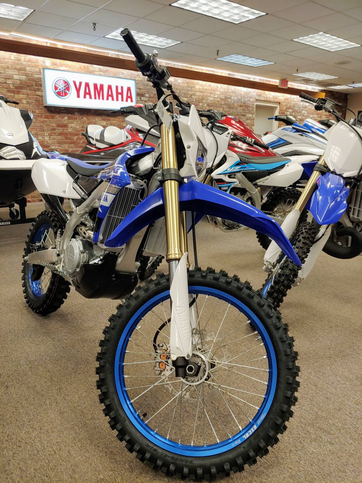 2019 Yamaha WR450F in Statesville, North Carolina - Photo 1