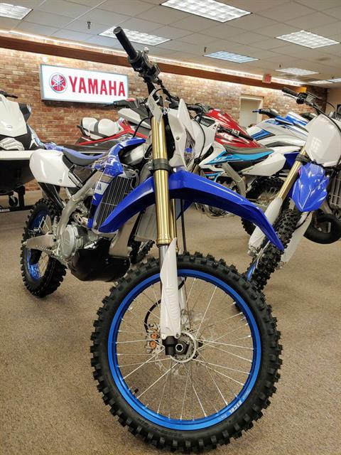 2019 Yamaha WR450F in Statesville, North Carolina