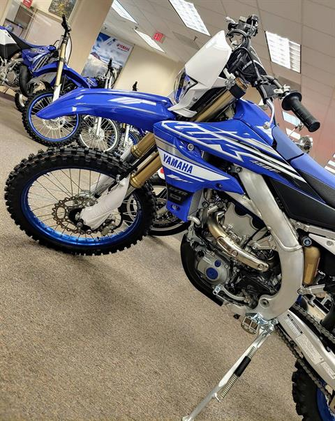 2019 Yamaha WR450F in Statesville, North Carolina - Photo 2