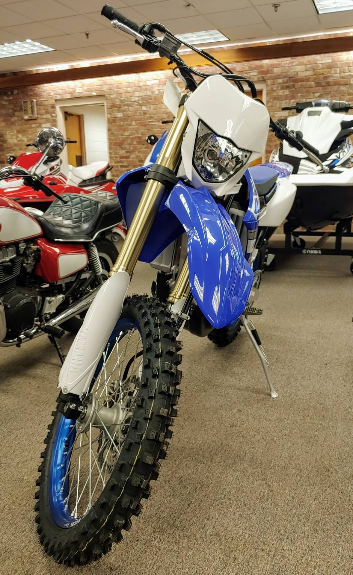 2019 Yamaha WR450F in Statesville, North Carolina - Photo 3