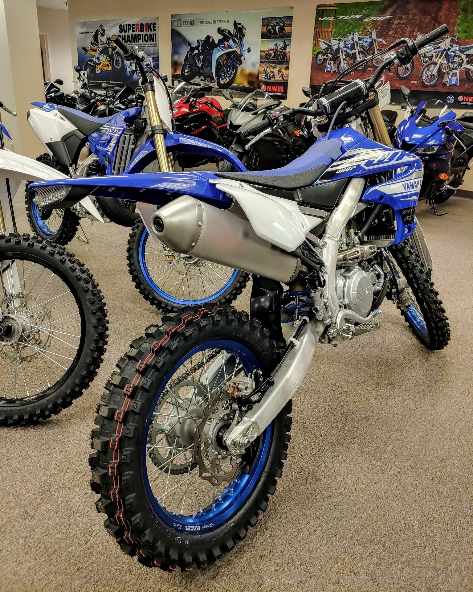 2019 Yamaha WR450F in Statesville, North Carolina - Photo 6