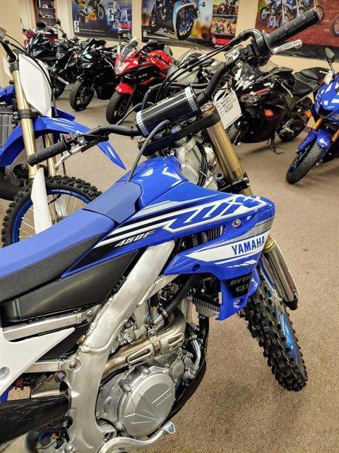 2019 Yamaha WR450F in Statesville, North Carolina - Photo 7