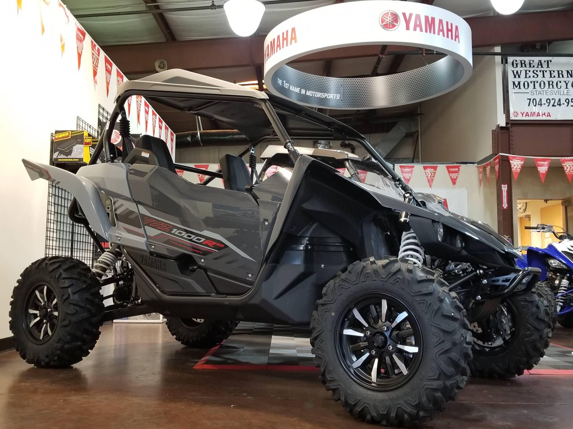 2018 Yamaha YXZ1000R SS in Statesville, North Carolina