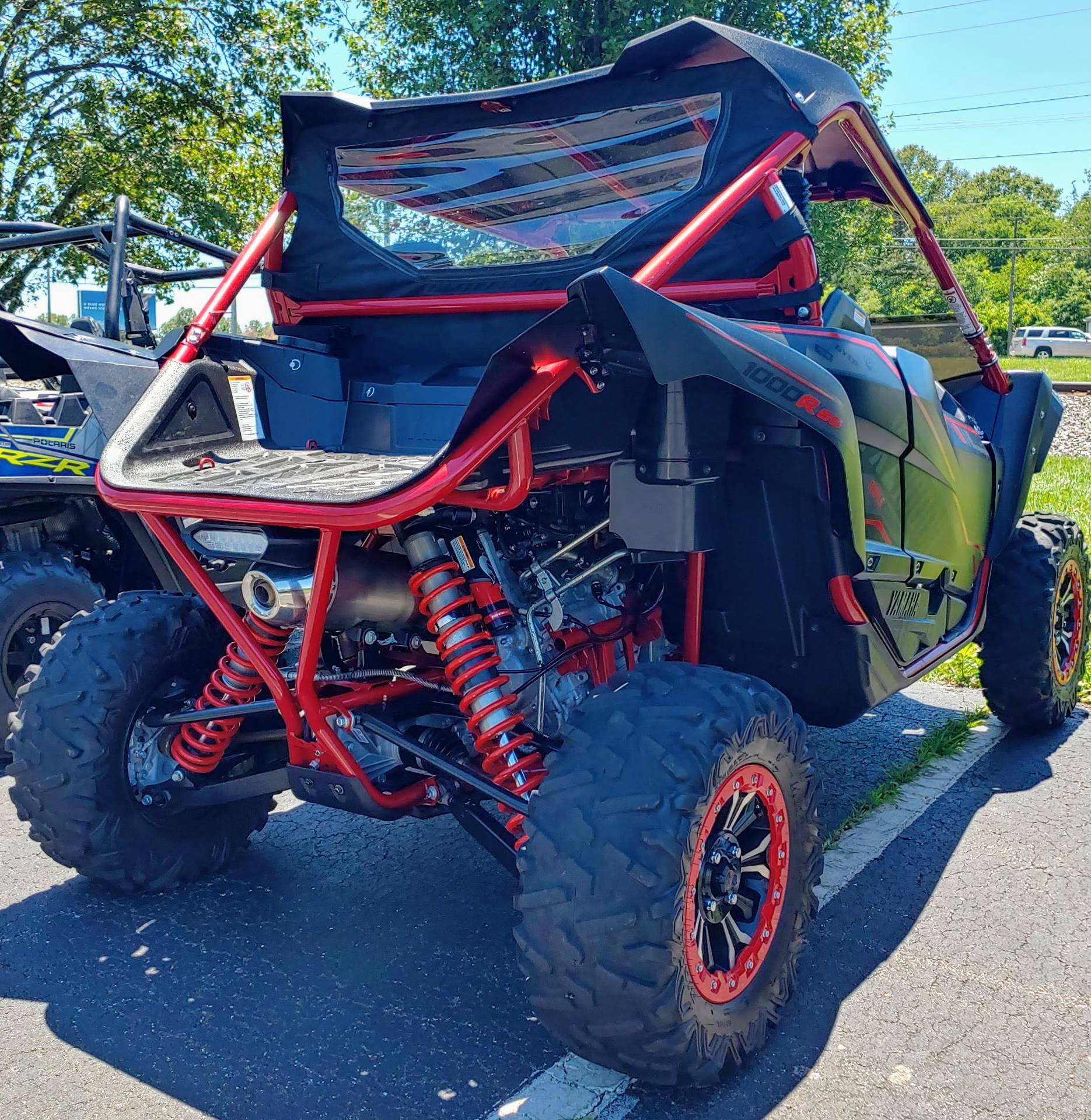 2017 Yamaha YXZ1000R SS SE in Statesville, North Carolina - Photo 4