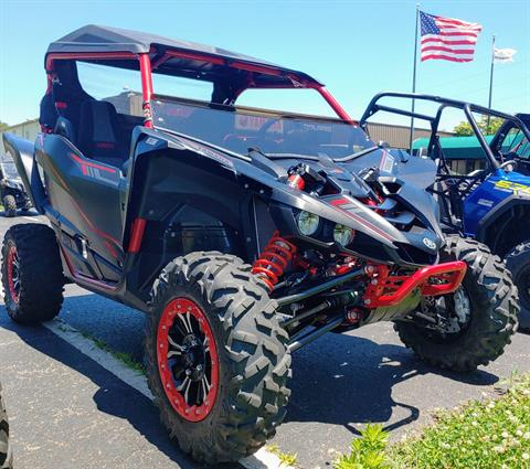 2017 Yamaha YXZ1000R SS SE in Statesville, North Carolina - Photo 2