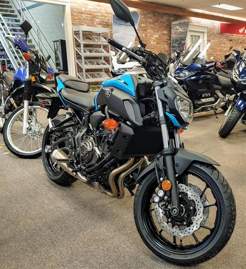 2019 Yamaha MT-07 in Statesville, North Carolina - Photo 2